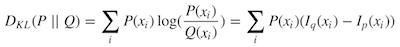 KL情報量の定義