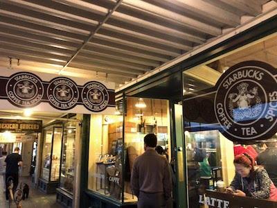 Starbucks 1号店