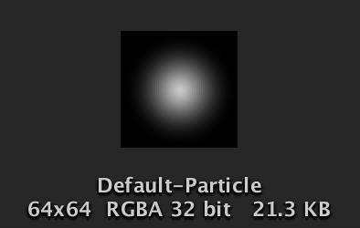 Default Particle